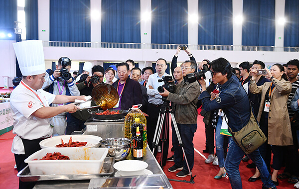 The 2nd Huaiyang Cuisine Master Invitational Competition